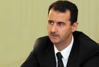 Beşar Esad Sunday Times'a konuştu