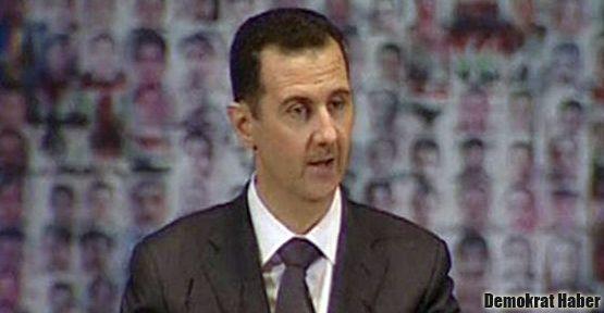 Beşar Esad yedi ay sonra halka seslendi