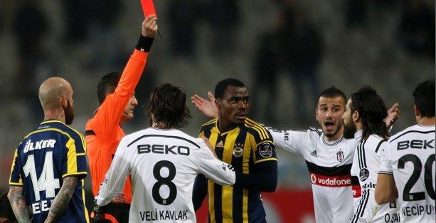 Beşiktaş 0 - 2 Fenerbahçe