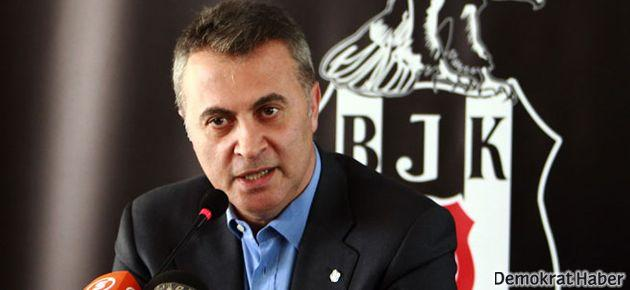 Beşiktaş Başkanı da 'twitter'ı kötüledi