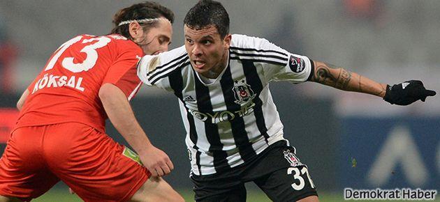 Beşiktaş bir yara daha aldı