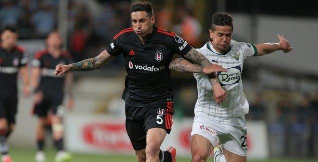 Beşiktaş büyük yara aldı
