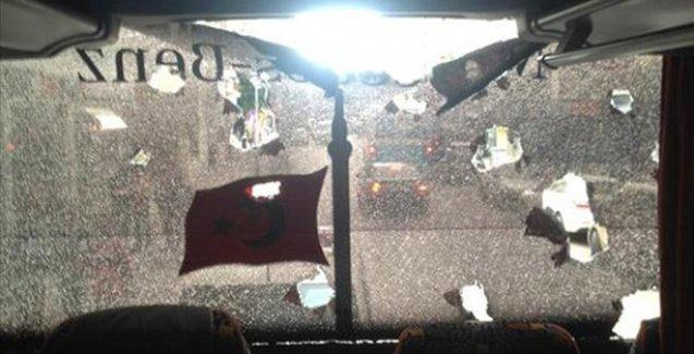 Fenerbahçe'den sonra Beşiktaş da saldırıya uğradı