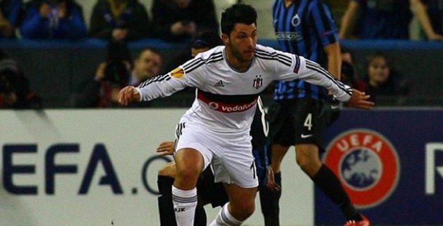 Beşiktaş önce öne geçti sonra turu İstanbul'a bıraktı