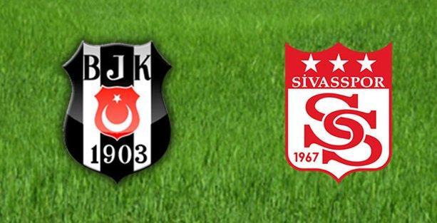 Beşiktaş-Sivasspor maçının oynanacağı stat belli oldu