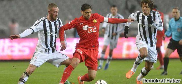 Beşiktaş son dakikada