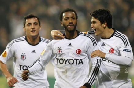 Beşiktaş- Stoke City: 3-1