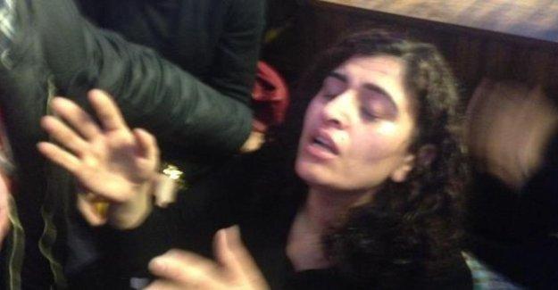Beşiktaş'ta polis saldırısı, Tuncel ve Buldan da gazdan etkilendi