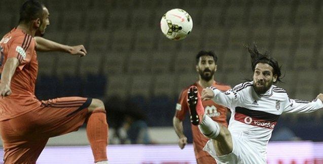 Beşiktaş zirve yolunda yara aldı