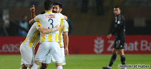 Beşiktaş'tan da Kupa'ya erken veda