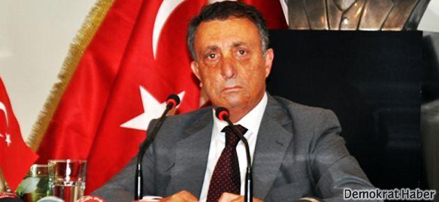 Beşiktaş'tan TFF'ye: Bizden günah gitti