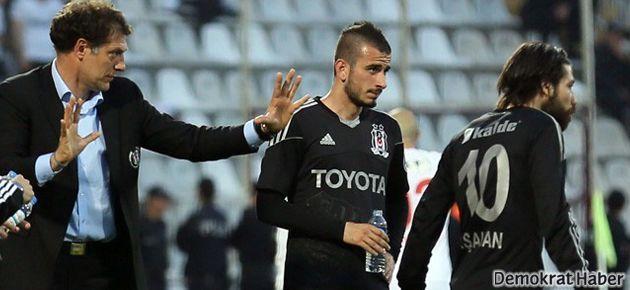 Beşiktaş, ikincilik yarışında büyük yara aldı