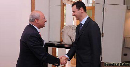 Beşşar Esad: Keşke düşürmeseydik!