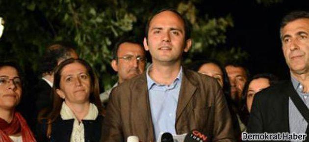 Beyoğlu'na Gezi Direnişi'nden ortak aday