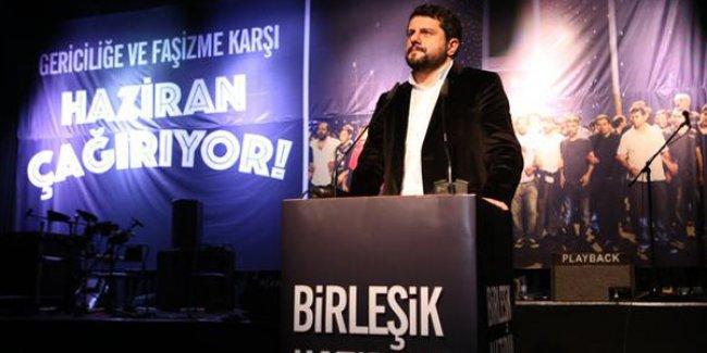 BHH'den Can Atalay: HDP'yle dayanışma içerisinde olmak görevimiz