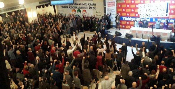 BHH Türkiye Meclisi sonuç bildirgesi: Yeni Roboski'lerin olmayacağı bir memleket için ayaktayız