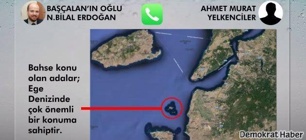 Bilal Erdoğan dört ada alma peşinde!