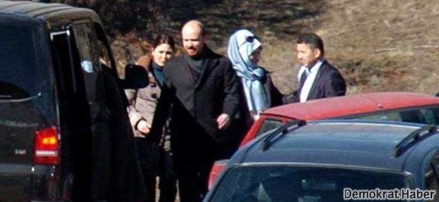 Bilal Erdoğan 'tatilde'