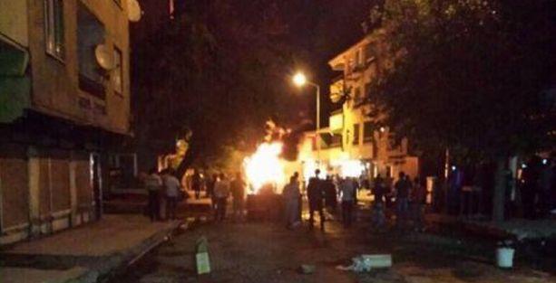 Bingöl'de 'Alperen' provokasyonu ve çatışmalar
