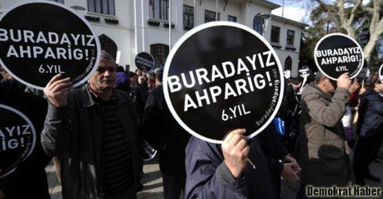 Binlerce kişi Hrant için Agos'a yürüyor