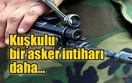 Bir günlük asker nasıl intihar eder?