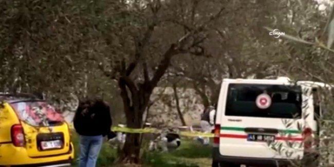 Bir kadın cinayeti daha: 18 yaşında bir kadının yanmış cesedi bulundu!