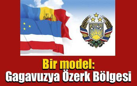 Bir model: Gagavuzya Özerk Bölgesi