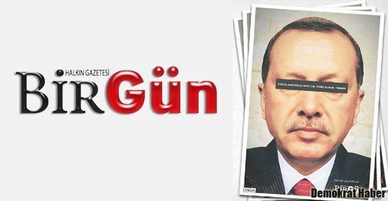 Birgün'ün reklamına Erdoğan'dan dava