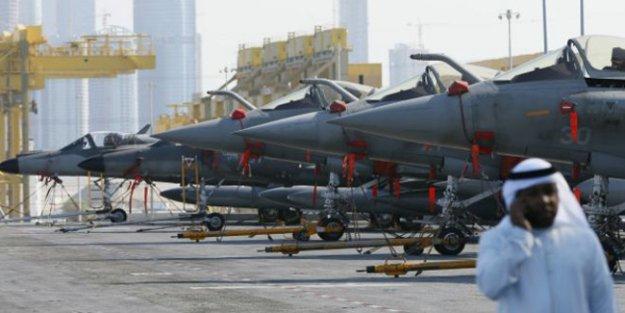 Birleşik Arap Emirlikleri IŞİD'e saldırıları durdurdu