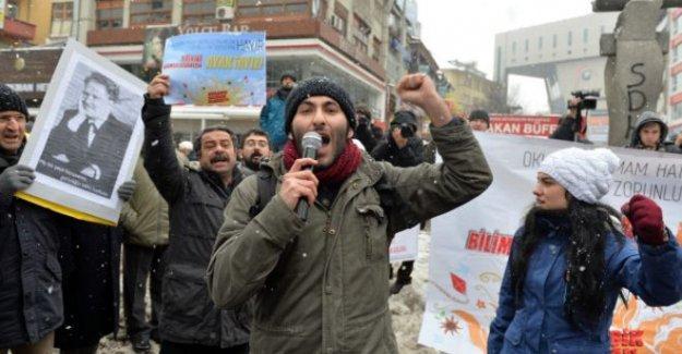 Birleşik Haziran Hareketi'nden Türkiye genelinde 'laik eğitim' eylemi