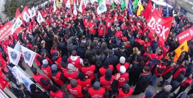 Metal-iş Sendikası'ndan hükümete: Patronlar ellerini ceplerine atsın