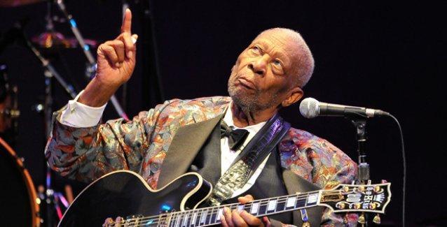 Blues müziğin efsane ismi B.B. King hayatını kaybetti