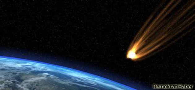 BM asteroit tehdidine karşı harekete geçti