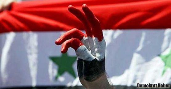 BM: Bir milyon Suriyeli aç