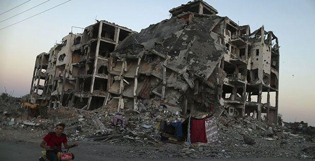 BM: Gazze'de hayatını kaybedenlerin yüzde 75'i sivil