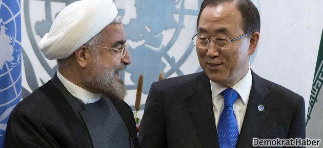 BM İran'a Cenevre davetiyesini geri çekti