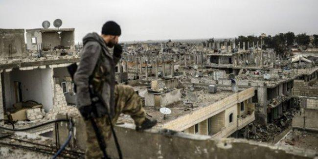 Kobani'de çadırkent kurulacak
