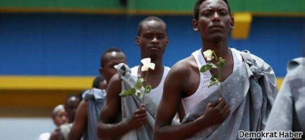 BM, Ruanda soykırımı nedeniyle utanç içinde