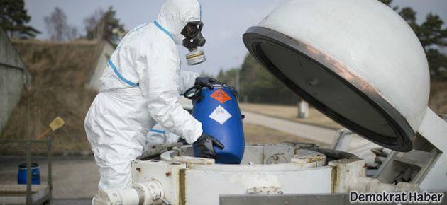 BM: Suriye kimyasal silahların hepsini teslim etmedi