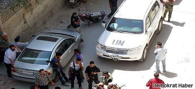 BM Suriye raporu açıklandı