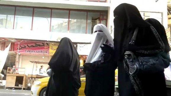BM temsilcisi: IŞİD bir paket sigaraya kadın satıyor