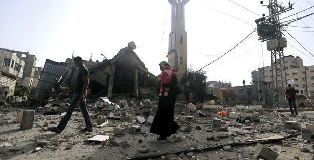 BM'den Gazze için ateşkes çağrısı