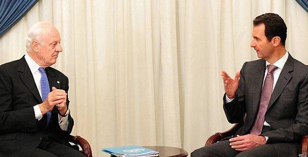 BM'den Suriye'de yeni barış planı