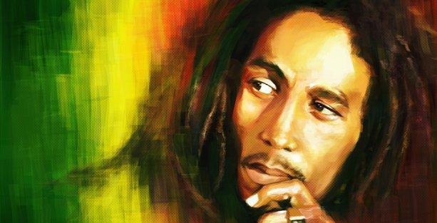 Bob Marley esrar markası oluyor
