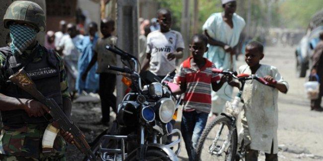 Boko Haram saldırısı sonrası Nijerya'da 500'e yakın çocuk kayıp