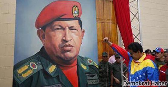 'Bolivarcı devrim devam edecek!'