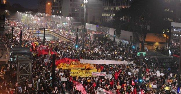 Brezilya'da ücretsiz ulaşım protestoları iki yıl sonra netice verdi