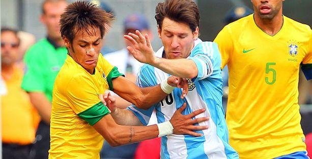 Brezilya Neymar'a tepkili