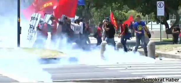 Brezilya'da halk özelleştirmelere karşı ayaklandı