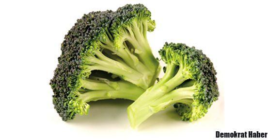 Brokoli sevmeyenler iyi okusun